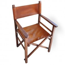 Chair Movie Director In Cow Leather